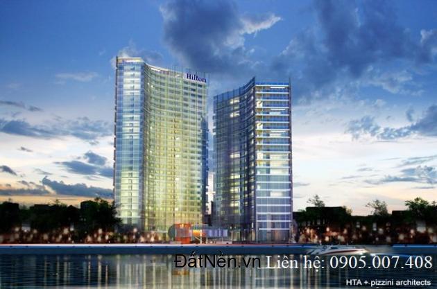 Vị trí đẹp nhất xem pháo hoa quốc tế - Căn hộ cao cấp Hilton
