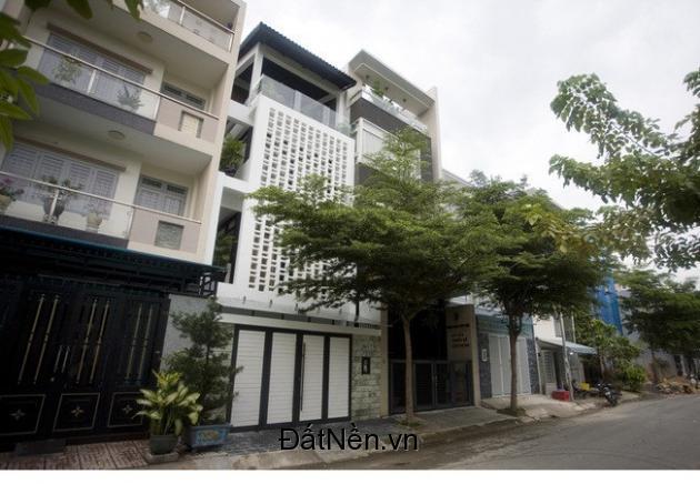 Bán nhà mới xây đẹp hẻm 1 sẹc Hương Lộ 2,DT 4x19.3m,4 tấm