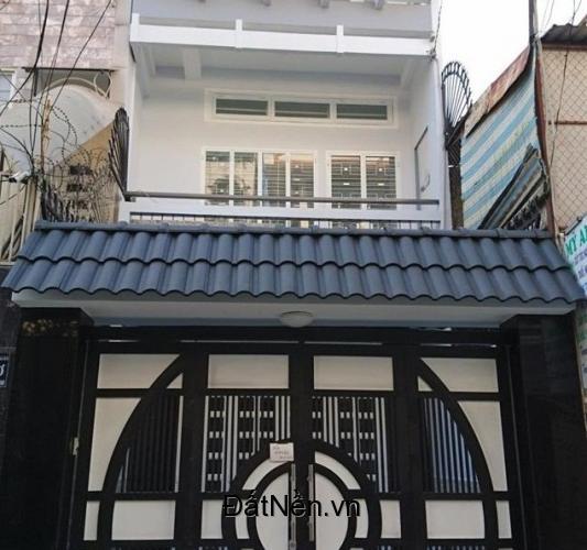 Bán nhà mặt tiền hẻm xe hơi Lê Văn Quới (4x18, 1 Lầu đúc thật)