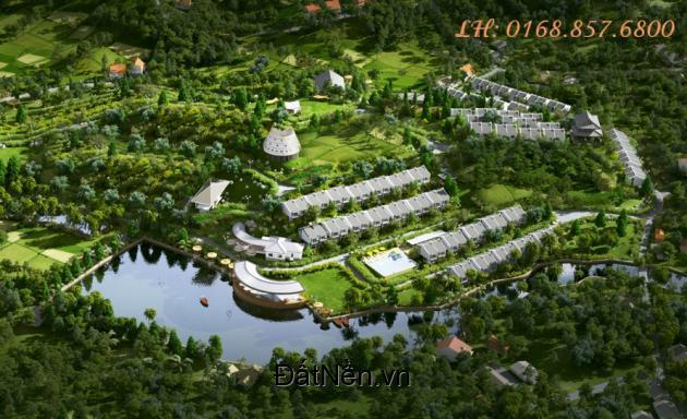 Phân phối độc quyền Biệt thự nghỉ dưỡng La Maison De Campagne - LH 01688576800