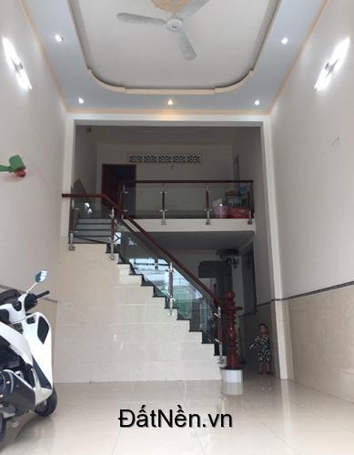 Bán nhà 1 sẹc Phan Anh, bình trị đông 1 Lửng đúc, 4*12, hẻm thông rộng tiện kinh doanh