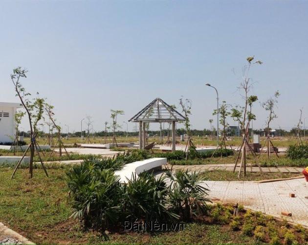 Bán đất nền dự án T&T Long Hậu đã có SHR từng nền