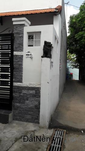 Bán nhà 1 xẹc Tỉnh lộ 43-Bình Chiểu-Thủ Đức,7x25 nở hậu 2m giá 3ty600