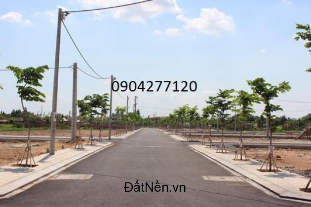 mặt tiền Nguyễn Văn Bứa, DT 80m2, đất nền thổ cư, Sổ Riêng.