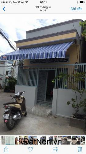 Nhà cấp 4 Nơ Trang Long, phường 13, Bình Thạnh, 134m2, giá chỉ 7.5 tỷ.