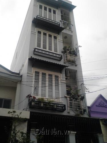 Bán nhà mặt tiền Đình Tân Khai, 4x20m đúc 4 tấm giá 5,5 tỷ