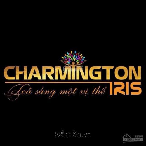 ĐIỂM BÁN HÀNG CHÍNH THỨC , NHẬN GIỮ CHỖ CHUNG CƯ CHARMINGTON IRIS TRUNG TÂM QUẬN 4, ĐƯỢC CHIẾT KHẤU HƠN 250TRIỆU/CĂN. LH: 0903785197