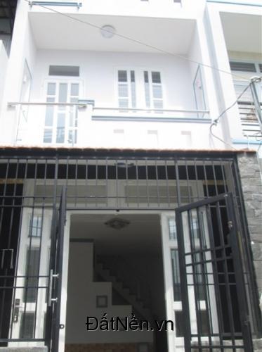 Bán nhà Lê Văn Quới, 4x11m đúc 1 tấm, giá 2,85 tỷ, hẻm ô tô.