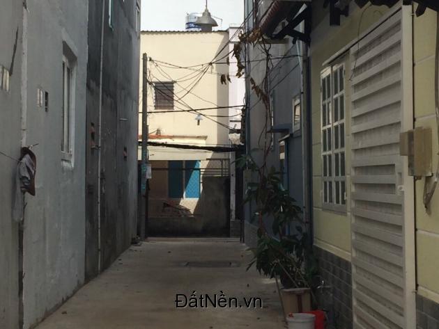 cần bán gấp lô đất hẻm 1135 Huỳnh Tấn Phát, Quận 7