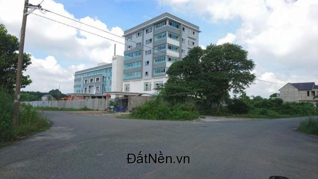 Đất Bệnh Viện Mẫu Nhi - Phường Định Hòa