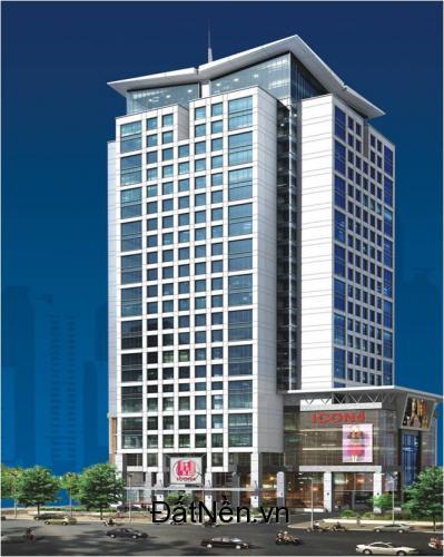 Cho thuê văn phòng cao cấp tại tòa nhà Icon4 Tower, Đê La Thành, Đống Đa, Hà Nội.0945004500