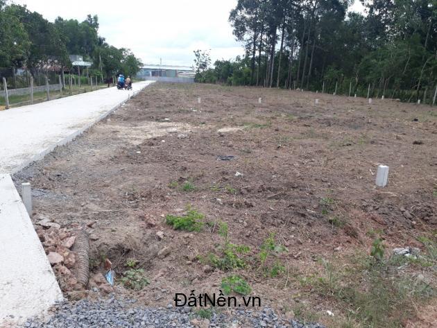 Cần sang lại lô đất MT Nguyễn Văn Khạ, dt 140m2 giá 600tr