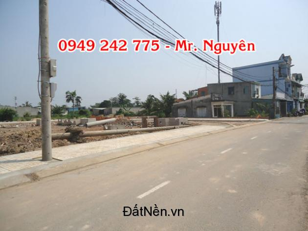40 nền đường Vườn Lài, DT 50 - 70m2, giá 35 Tr/m2, P. An Phú Đông, Q12. Giáp Q. Bình Thạnh, Gò Vấp..
