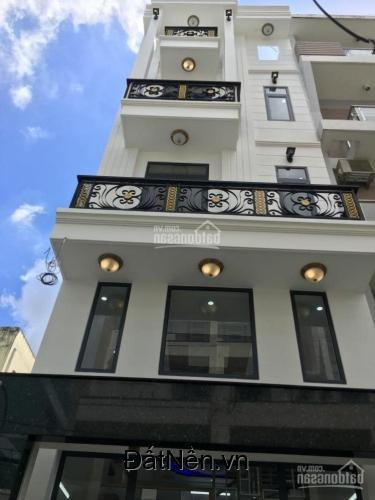 Nhà mặt tiền đường số 10 Lê Văn Quới