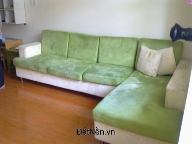 Cho thuê căn hộ 2 phòng ngủ tại quận 4, nhà đẹp, sàn gỗ.LH:0932385784
