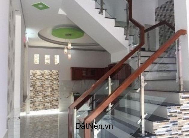 Nhà rộng 4 dài 11m ở Lê Văn Quới – 1/ĐS14 gần ngã 4 bốn xã, 1 lầu