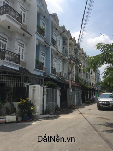 Nhà xây mới sổ hồng riêng 1 trệt 2 lầu đúc kiên cố.Huỳnh Tấn Phát,Nhà Bè.