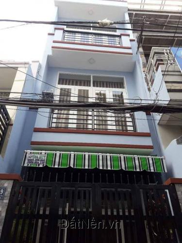 Bán nhà HXH ngay công viên Tân Phước: 1 trệt 2 lầu 4PN, mua vào ở ngay!