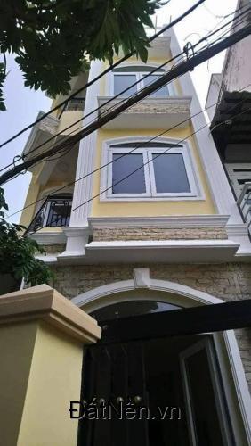 Cực hot: Bán nhà HXH 6m Nguyễn Văn Công 1 trệt 2 lầu, 4PN xinh lung linh như Ngọc Trinh