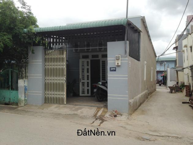 Bán nhà 2 Mặt Tiền đường Thạnh Lộc 15, phường Thạnh Lộc, quận 12, 5,1m x 15m, giá 3,55tỷ