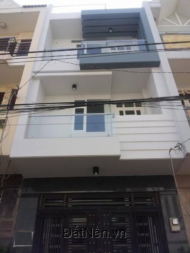 Bán nhà xây 2 lầu, 1 sẹc Mã Lò, 4x13m, gần bệnh viện bình tân