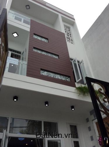 Bán nhà Bình Thành, 4x16 đúc 4 tấm nhà mới 100%, giá 3,6 tỷ