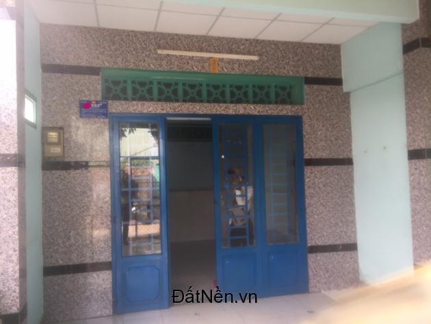 Cần bán căn nhà MT Huỳnh Văn Trí giá 800tr, dt 80m2