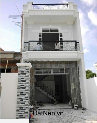 Nhà Phố mới xây 100% MT Đinh ĐỨc Thiện cách chợ BC 2km