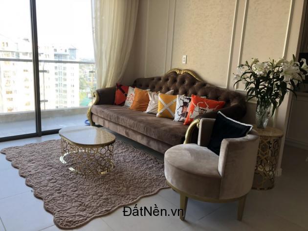 Bán căn hộ The Gold View 3 phòng ngủ,có ban công view đẹp, dt:117m2, giá:5tỷ5