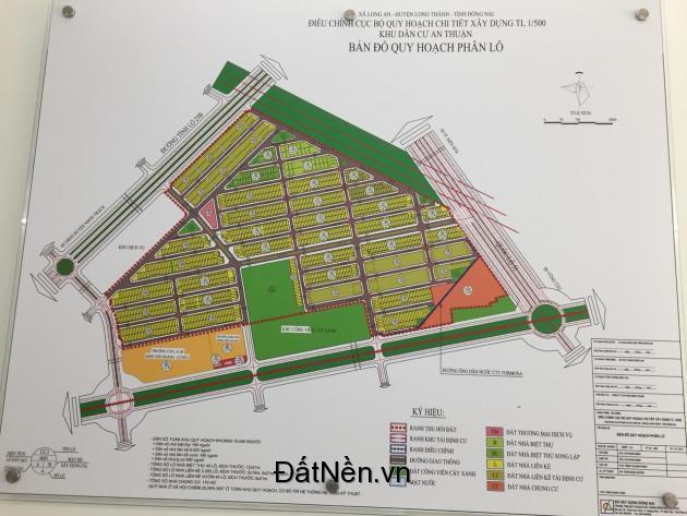 Bán đất nền dự án Victoria City khu dịch vụ sân bay quốc tế Long Thành, Đồng Nai, 0937012728