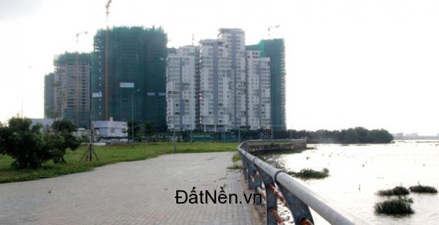 Bán đất nền mặt tiền Đồng Văn cống,p.thạnh Mỹ Lợi,quận 2: