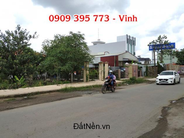 Đất mặt tiền Vườn Lài 112m2 giá 9,2tỷ. Kế ngân hàng Sacombank, dê tươi An Phú Đông, Café Lucky