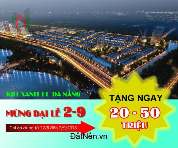 Dự án đất nền Đà Nẵng New Đà Thành cận biển 13tr/m2  Homeland Central Park