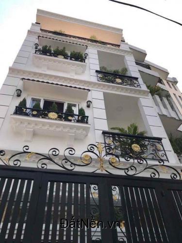 Nhà đẹp ở ngay, trung tâm Phú Nhuận phường 7, 50m, hẻm xe hơi chỉ 4,2 tỷ.