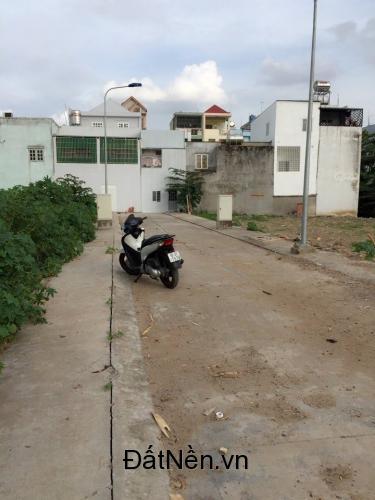 Bán đất 4x17m, giá: 2.38 tỷ ngay mặt tiền Võ Văn Vân_Tỉnh Lộ 10