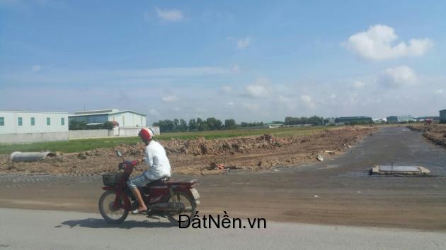 Cần bán nền đất thổ cư mặt tiền đường Bình Mỹ giao với Võ Văn Bích, Củ Chi 900tr