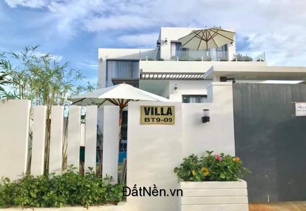 Bán nhà 1 trệt 2 lầu, có hồ bơi trong nhà, thích hợp mua ở, nghỉ dưỡng, đầu tư.