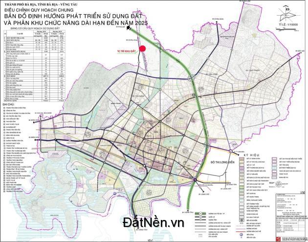 Dự án KDC Villa Lê Trọng Tấn - TP Bà Rịa