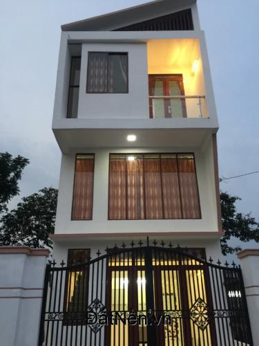 nhà 2 mặt tiền ngay trung tâm TP Thủ Dầu Một - Bình Dương giá đầy đủ chỉ 790tr/ căn