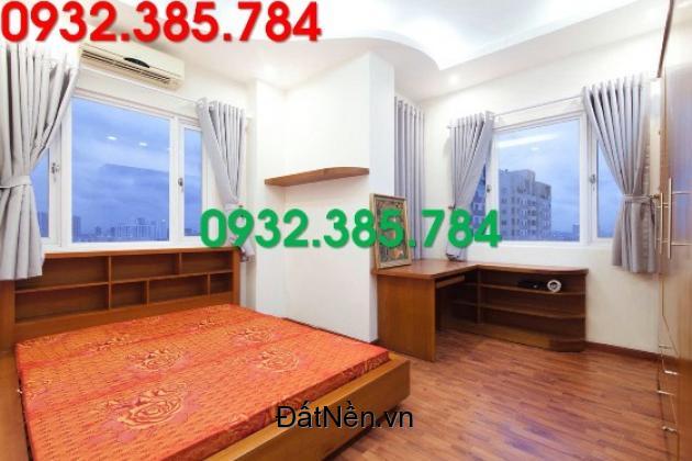 Bán căn hộ 3 phòng ngủ tại quận 4 nội thất như hình.LH:0932385784