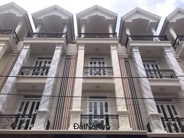 Bán Nhà Mới Xây Kiên Cố Đúc 4 Tấm Ngay Nguyễn Anh Thủ, Quận 12.