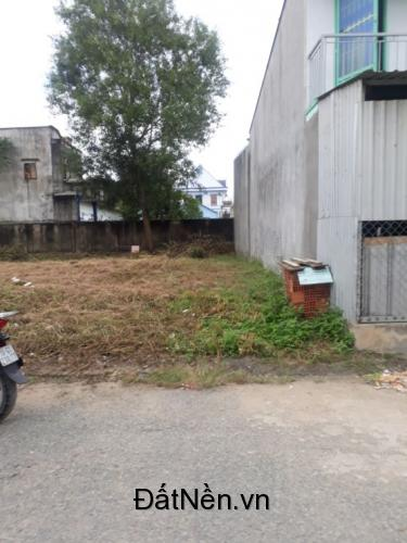 Bán đất chính chủ mặt tiền đường đinh đức thiện cách chợ BÌNH CHÁNH 1 km