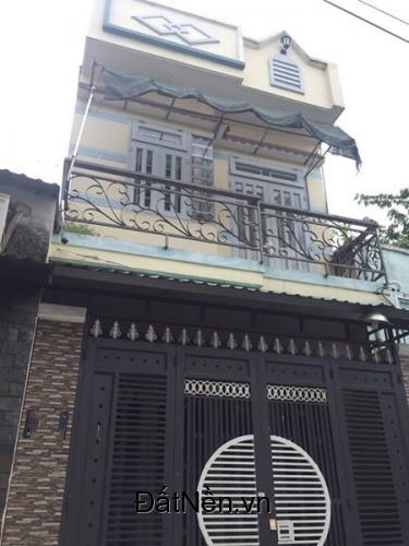 Bán gấp căn nhà 1 trệt 1 lầu Tân Phú Trung , Củ Chi , 950tr