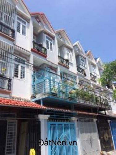 Bán gấp nhà 3 tầng ở Huỳnh Tấn Phát,Phú Xuân,Nhà Bè ,DTSD:126m2
