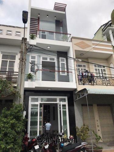 Bán gấp nhà mới xây 1 trệt 2 lầu hẻm Phan Văn Hớn giá 1 tỷ 8