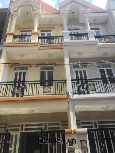 Nhà mới xây,3 tầng,sân thượng,Lê Văn Lương, Phước Kiển,Nhà Bè.