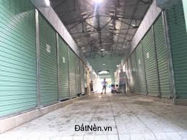 Bán gấp lô kios chợ Bình Chánh giá 250 triệu