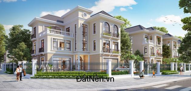 Đất biệt thự trong sân GOFL giá từ 10tr/m2- Biên Hòa New City