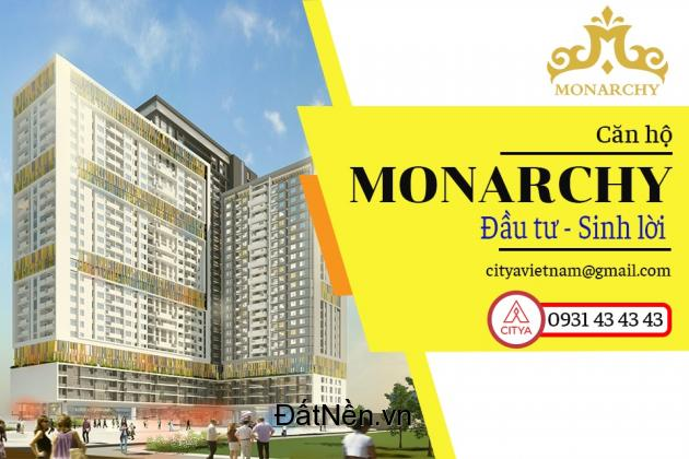 CityaA nhận ký gửi, tái đầu tư căn hộ Monarchy Đà Nẵng