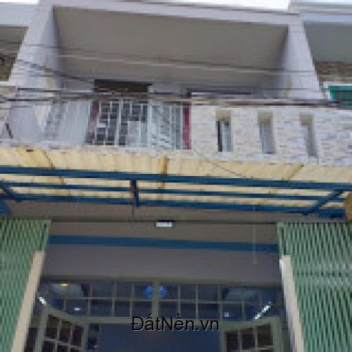 Nhà chính chủ 1 trệt 1 lầu 4x13 Huỳnh Thị Hai Quận 12